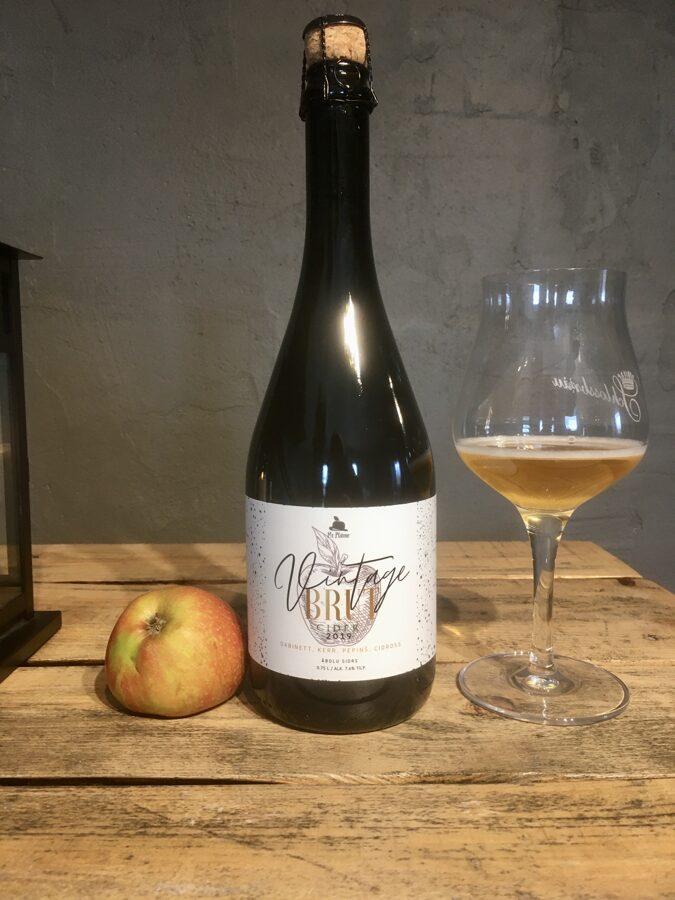Vintage Brut 2019 cider